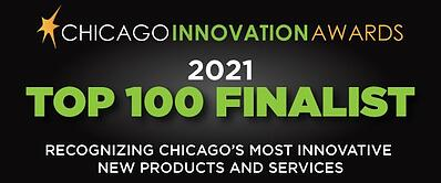 Top 100 Finalist Badge 2021